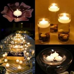10x Water Floating Candles Romantic Wedding Party Home Candl
