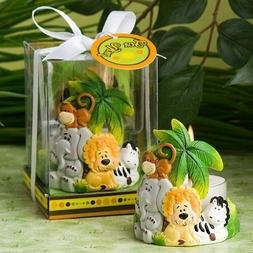 16 - Jungle Critters Candle Baby Shower Favors - Free US Shi