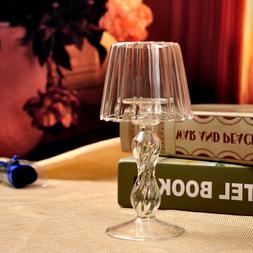1Pc Hot Crystal Style Glass Light <font><b>Candle</b></font>