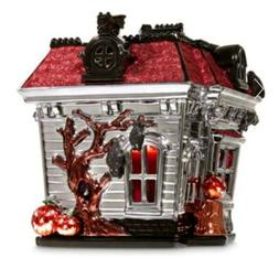 2019 Bath and Body Works Halloween Haunted Inn 3 Wick Candle