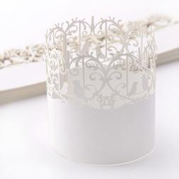 25pcs tea light holder t lite candle