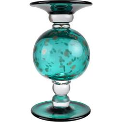 """A&B Home 76040 Surge Pillar Candle Holder, 5.5 by 9.5"""""""