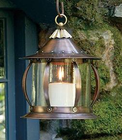 H Potter San Simeon Decorative Candle Lantern Holder Table T