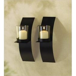 NEW Modern Art Candle Holder Wall Sconce Plaque 10  US Selle