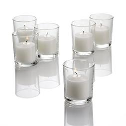 Set of 72 Richland Votive Candles and 72 Eastland Votive Hol