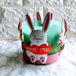 Baby Bunny Easter: 3-Wick *Bath & Body Works* Candle Holder