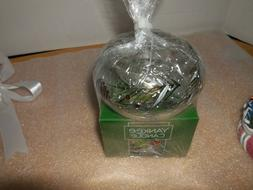 YANKEE Candle Balsam & Cedar Votive Candles  & Votive Holder