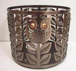 Bath & Body Works 14.5oz 3-wick Large Metal Candle Holder Sl