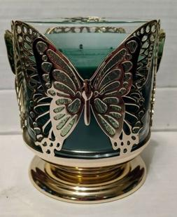 Bath & Body Works Butterfly 3-wick Candle Holder * Ships Fre