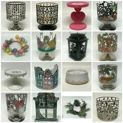 bath and body works candle holders rings