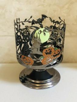 Bath & Body Works Halloween Night 3-wick Candle Holder NEW