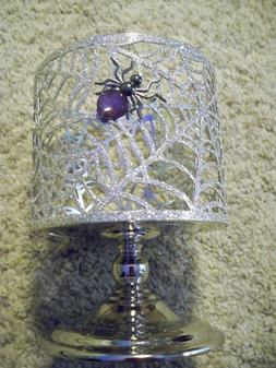 bath and body works halloween spider glitter