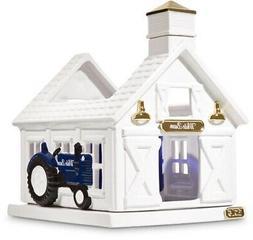Bath & Body Works White Barn Luminary Candle Holder ~ Farmho