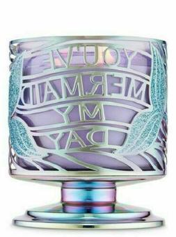 Bath & Body Works YOU'VE MERMAID MY DAY Large 3-Wick Candle