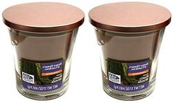 Better Homes Gardens 17oz Scented Candle, Warm Rustic Woods