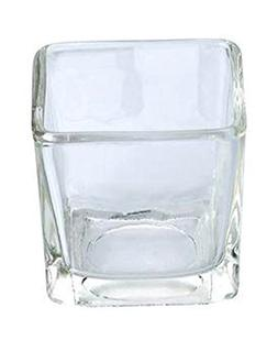Royal Imports Candle Holder Glass Votive for Wedding, Birthd