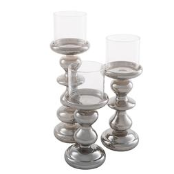 Richland Candle Holder Modern Dusk Set of 3 Home Wedding Eve