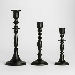 Threshold Candle Holder Set of 3 Black