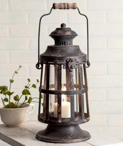 Candle Lantern Holder Farmhouse Rustic Cabin Wedding Home De