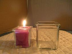 Candle With Holder Trinket Jar Decoration Kitchen Home Made