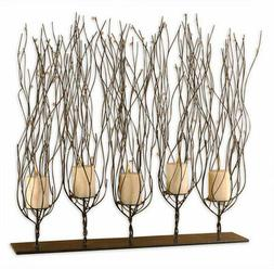 Uttermost 'Fedora' Candleholder, Size One Size - Brown