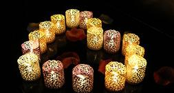 Jar-nan 24 PCS LED Candles 0% Profit Promotion by Manufactur