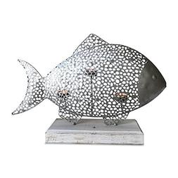 Whole House Worlds The Cape Cod Fish Candle Holder Candelabr
