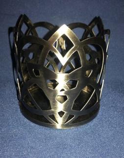 YANKEE CANDLE CELTIC JAR HOLDER BRAND NEW ST PATRICK'S DAY