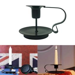 Classic Look Taper Candlestick Holder Iron Candlestick Stand