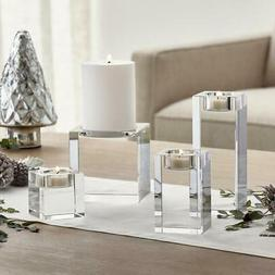 Crystal Candlestick Candle Holder  Home Decoration Accessori
