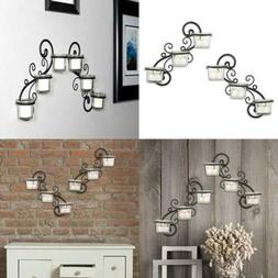 Stonebriar Decorative Tea Light Candle Holder Wall Sconce Se