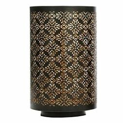 """Hosley Diamond Cut Candle Holder 8"""" Height - Ideal Gift for"""