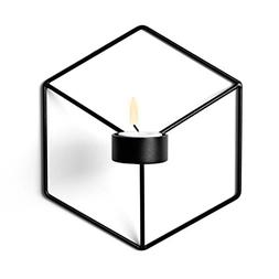 TOOGOO European style decorations 3D geometric iron metal wa