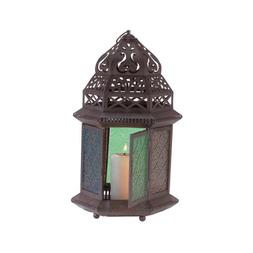 Zingz & Thingz Exotic Multicolored Tabletop Lantern