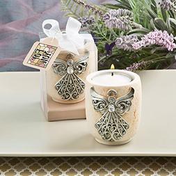 Exquisite Angel Design Candle Tea Light Holders , 24