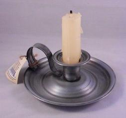 Farmhouse Taper Holder, Metal Vintage-Style Taper Candle Hol