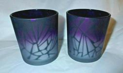 Yankee Candle FLICKER BRANCHES VOTIVE CANDLE HOLDERS X 2 - P
