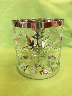 Yankee Candle FROSTY SNOWFLAKE Jar Holder Holder ❄️NEW I