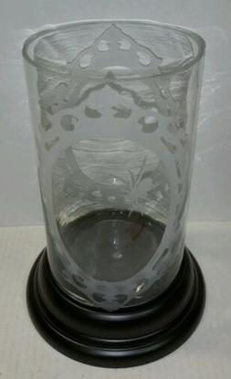 Yankee Candle Halloween Witches Ball Spider Web Jar Candle H