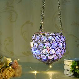 Hanging Decorative <font><b>Candle</b></font> Lantern/ Teali