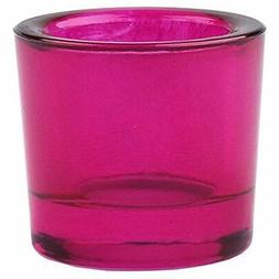 "Heavy Glass Votive And Tea Light Candle Holders  Home "" Kitc"