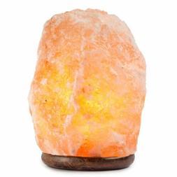 HemingWeigh Natural Himalayan Rock Salt Lamp 19-25 lbs with