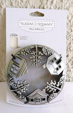 Yankee Candle Home Collection Pewter Home Sweet Home Illuma-