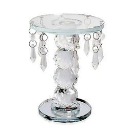 Home Decor Aromatherapy 4 Ball Base Crystal Candle Holder We