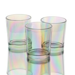 Richland Iridescent Votive Candle Holder Set of 12 Wedding U