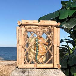 Whole House Worlds The Key West Hurricane Candle Lantern Cub