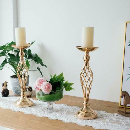 1pcs 2pcs Vase Centerpiece Stands Flower Table