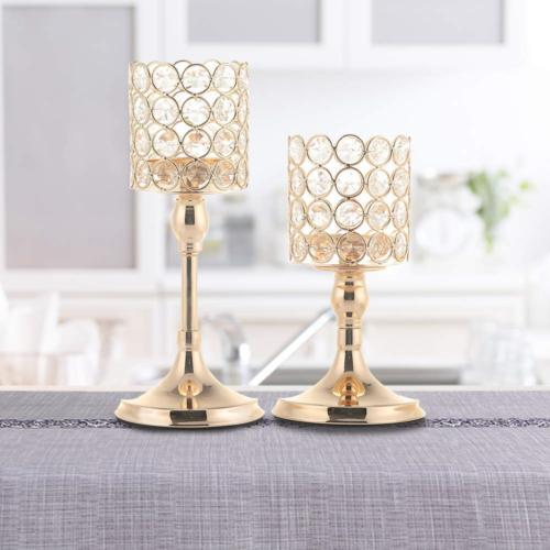 VINCIGANT 2 Candle Holders Day Home