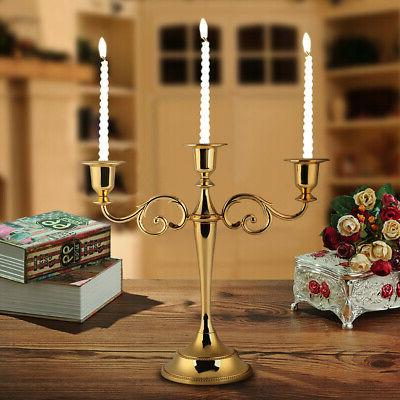 3/5 Wedding Romantic Table Candle Holder