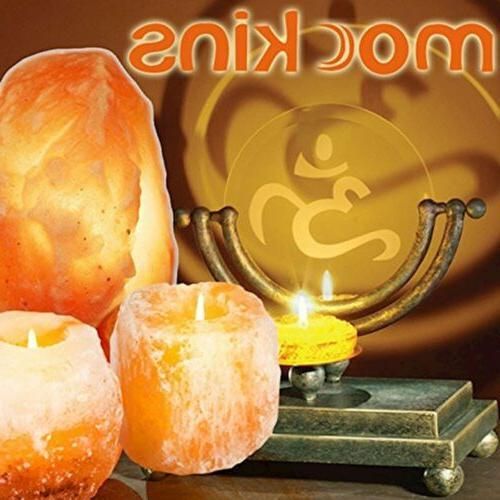 Mockins Natural Himalayan Tea Light Candle